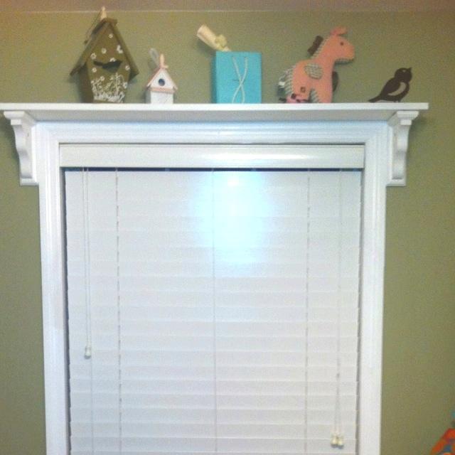 Kitchen Shelves Over Windows: 12 Best Images About Window Valances W/shelves On