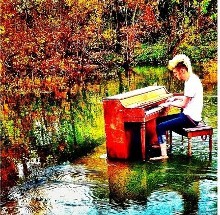 Colton Dixon piano man