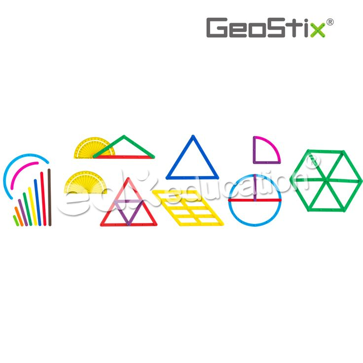 GeoStix #edxeducation #handson #earlyyears #learnbyplay