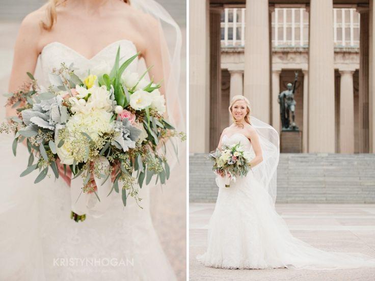 Nashville Wedding Photography ◦ The Hermitage Hotel ◦ LAUREN & AJ | KRISTYN HOGAN