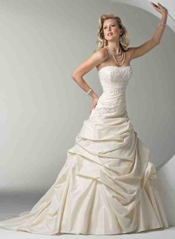 27 mejores imágenes de Vestidos de novia baratos en Pinterest ...