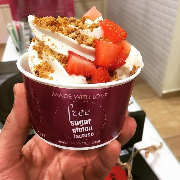 Made with love 😍😘🍓🍦 #froyo #frozenyogurt #frozenyogurtportugal #iogurtegelado #omelhoriogurtegeladodomundo #myiced #franchising #instafroyo #froyolovers