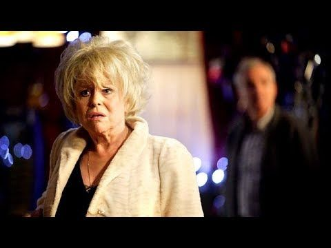 EastEnders - Peggy Mitchell Threatens Archie Mitchell (25th December 2009) - YouTube