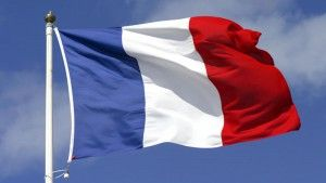 image of the French flag