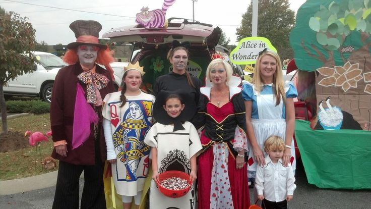 146 Best Images About Trunk Or Treat Themes On Pinterest
