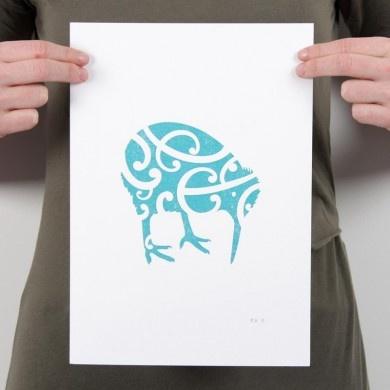 kiwi print-possible tattoo idea?