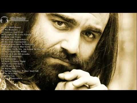 Demis Roussos Greatest Hits || Best Songs Demis Roussos - YouTube