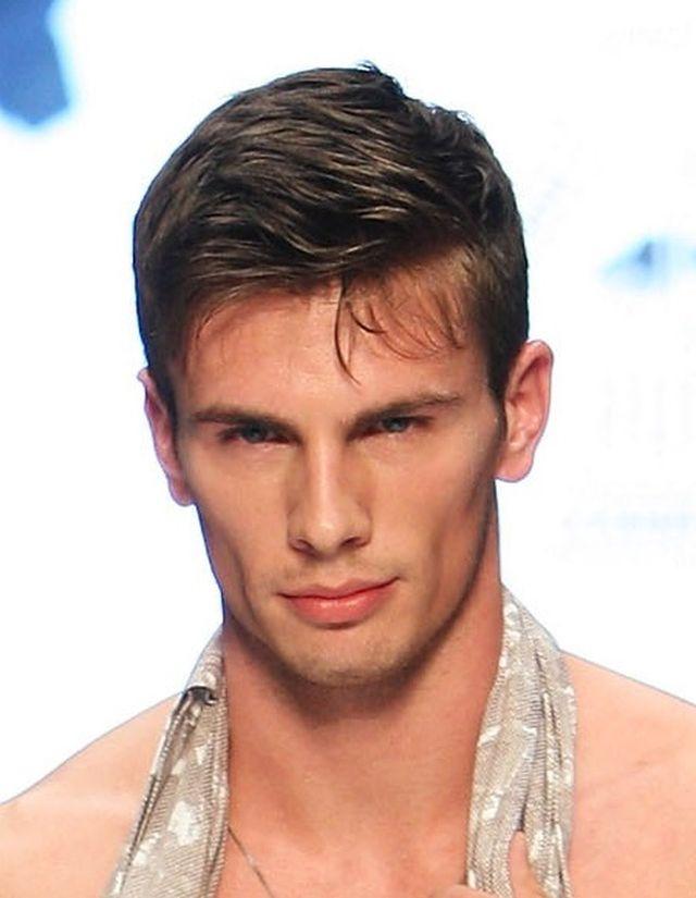 Men's Short Hairstyles - Picture Gallery #4 of Men's Short Hairstyles: Men's Short Hairstyles - Short Hairstyle #2