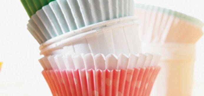 Cupcakes de base à la vanille Recettes   Ricardo