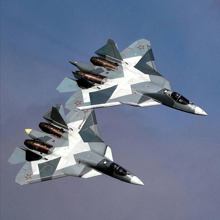 Sukhoi Su-57 (T-50 PAK FA)