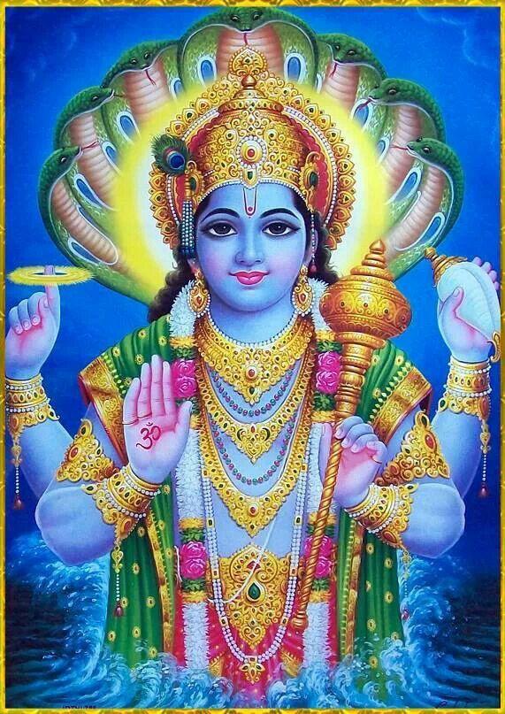 Sri Vishnu More