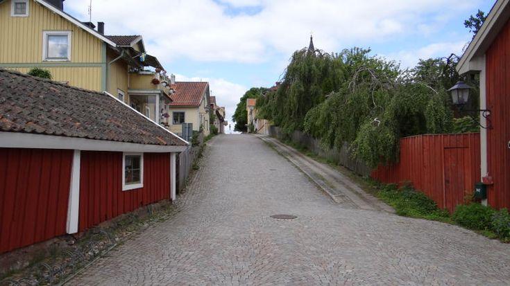 Nora, die Holzstadt in Bergslagen - Schwedentipps.se