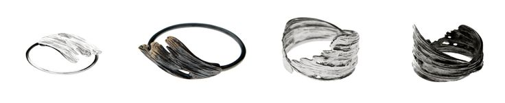 Icelandic jewellery -- The perfect holiday gift - Rings www.aurum.is