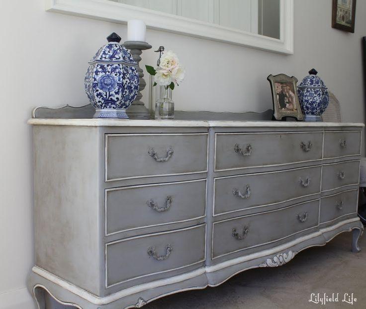 Grey Chalk Paint Bedroom Furniture Novocom Top
