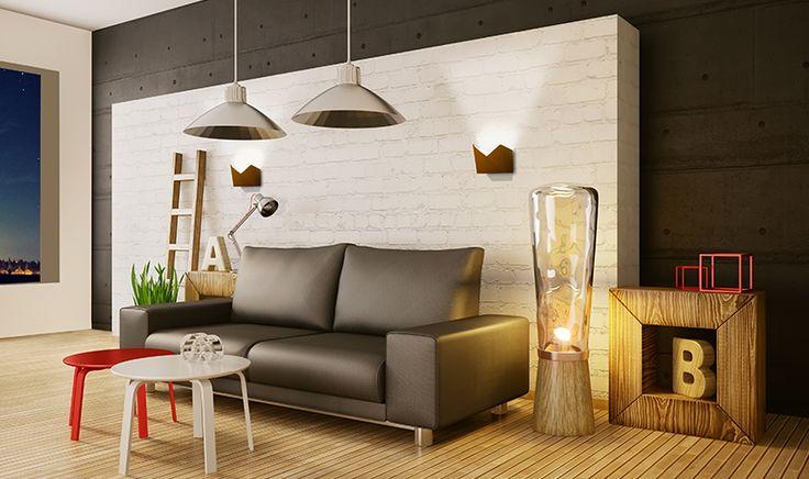 MILOO LIGHTING - Decorative luminaires LED | TOP C
