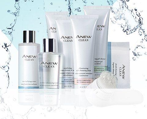 Anew Clean Compra tus productos #Avon online www.youravon.com/beatriztoro
