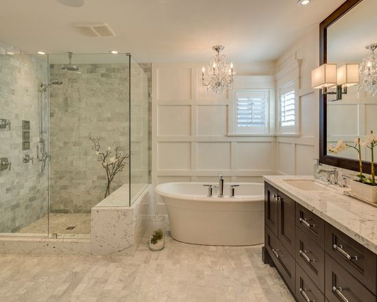 Bathroom Designs, Traditional Master Bathroom Floor Plans: Selecting Bathroom Floor Covering Ideas Based on Bathroom Floor Plans Home Decor Ideas - http://www.home-decor-ideas.net                                                                                                                                                                                 More