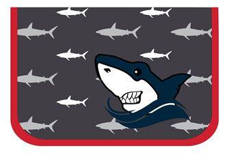 Пенал без наполнения Belmil Shark 335-72/508 - заказать по привлекательной цене в интернет-магазине Канцеляркин