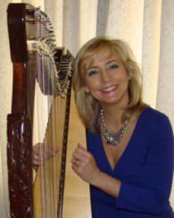 irish harpist_weddings_corporate_entertain.ie