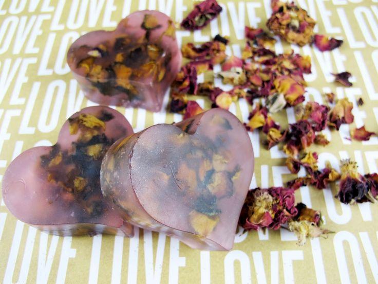 Bonjour Magique: Jabones de glicerina: un abanico de posibilidades