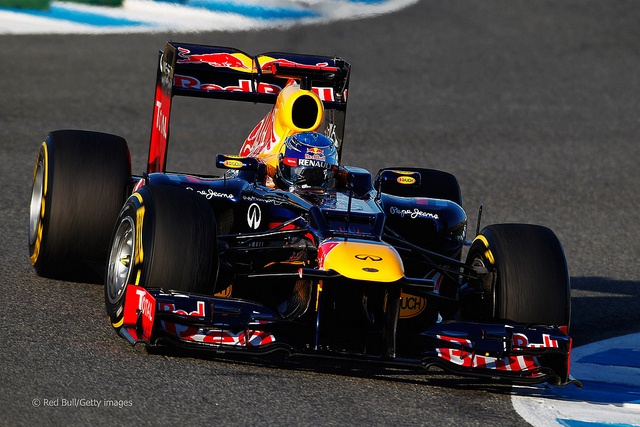 Red Bull · Formula 1 CarRed ...