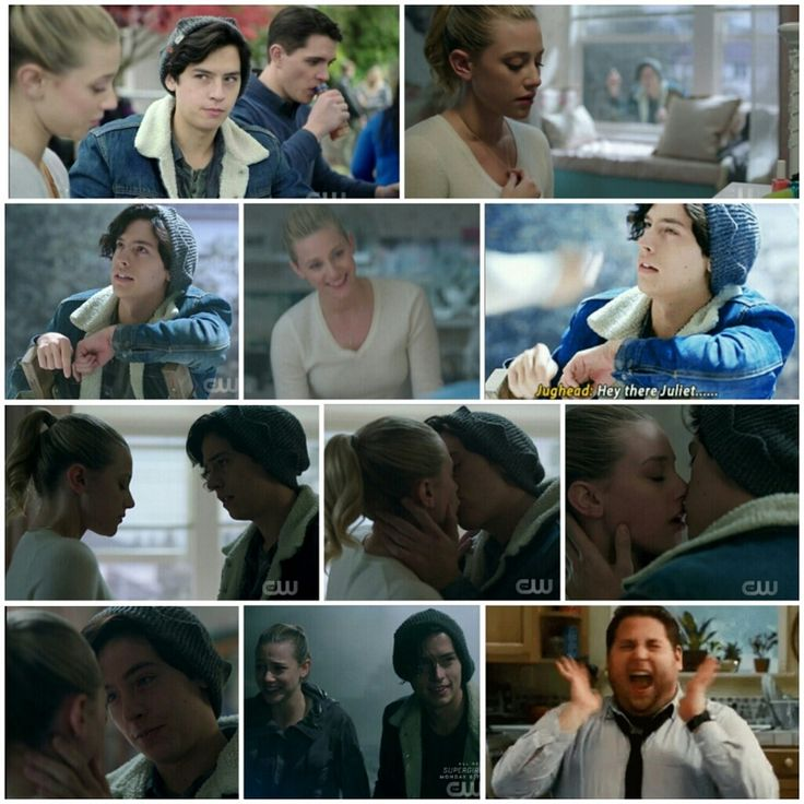That KISS Was EVERYTHING ❤❤❤ I love Bughead and I love Juggy ♥ ♥ ♥  The way he looks at her Omg Omg Omg I'm in LOVE♥♥♥