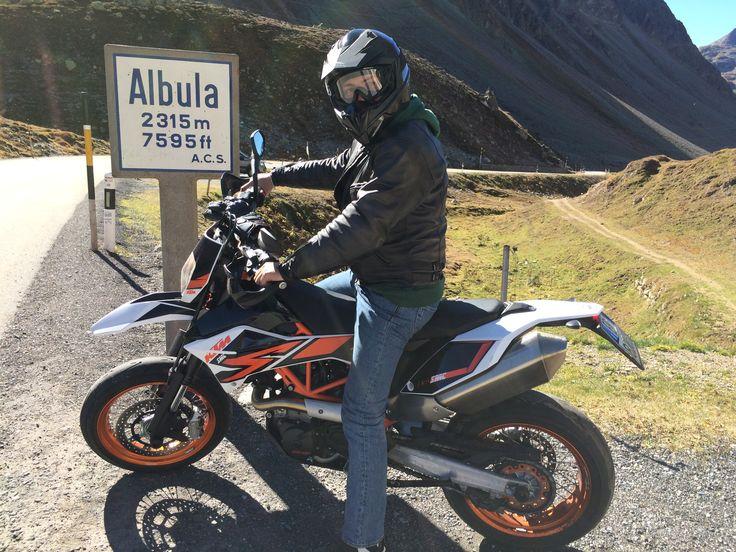 Passo Albula (Albulapass)