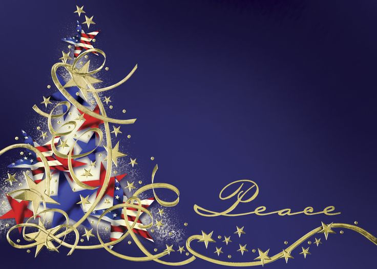 1000+ Images About Decorated Patriotic Christmas Tree On