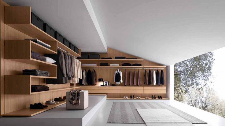 Varius úložný systém otevřený, šatna / walk-in wardrobe, closet