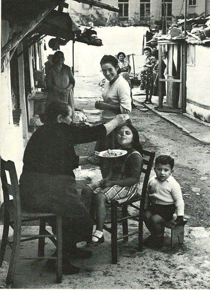 Foto de la vieja Atenas.