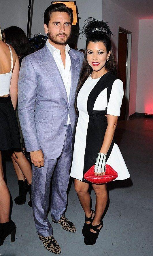 Shop Celebrity Closet: Kourtney Kardashian' Stella ...