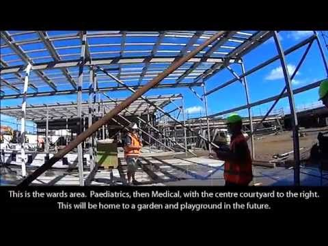 On the 20th March 2013 Project Waka opened the new Whakatane hospital development site for the second time to see how the project is progressing.