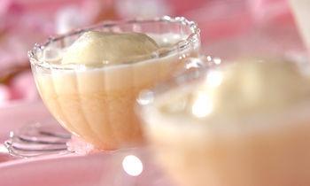 「桃の甘酒」のレシピ