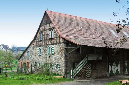 Homeplaza - Leichte Metalldachpfannen lassen sich über altes Gebälk verlegen - Dachsanierung bei Denkmalschutz