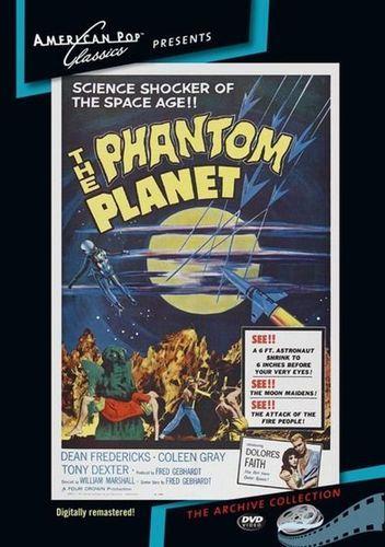 The Phantom Planet [DVD] [English] [1961]