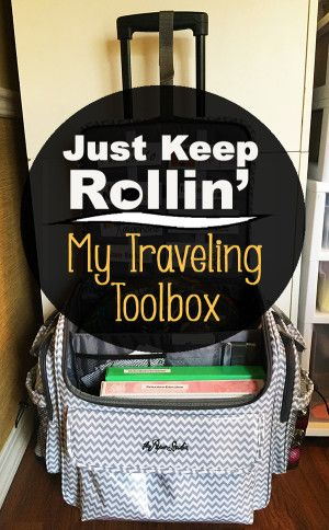 Just Keep Rollin - What one traveling music therapist uses.