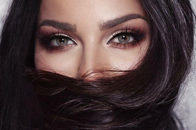 Bella Elite Gray Beige Beauty Eyes Contact Lenses Colored Cool Eyes