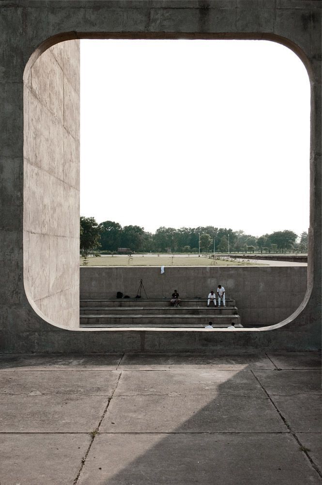Open Hand | Chandigarh | Le Corbusier
