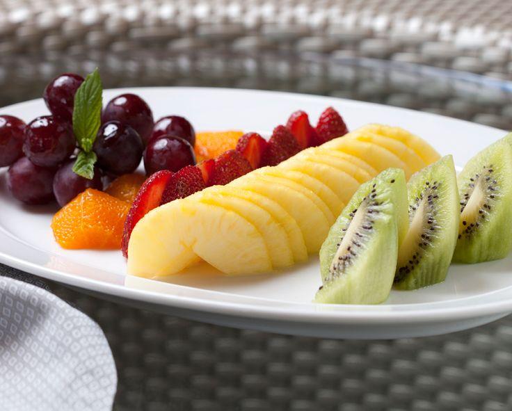 Seasonal fresh fruit cuts