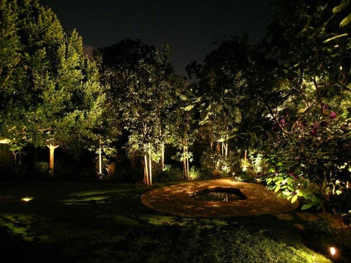 Landscape Lighting Design by Artistic Illumination