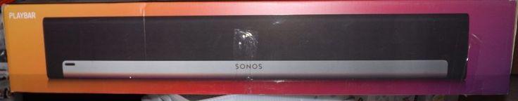 Sonos PLAYBAR TV Soundbar/ Wireless Streaming TV and Music Speaker #Sonos