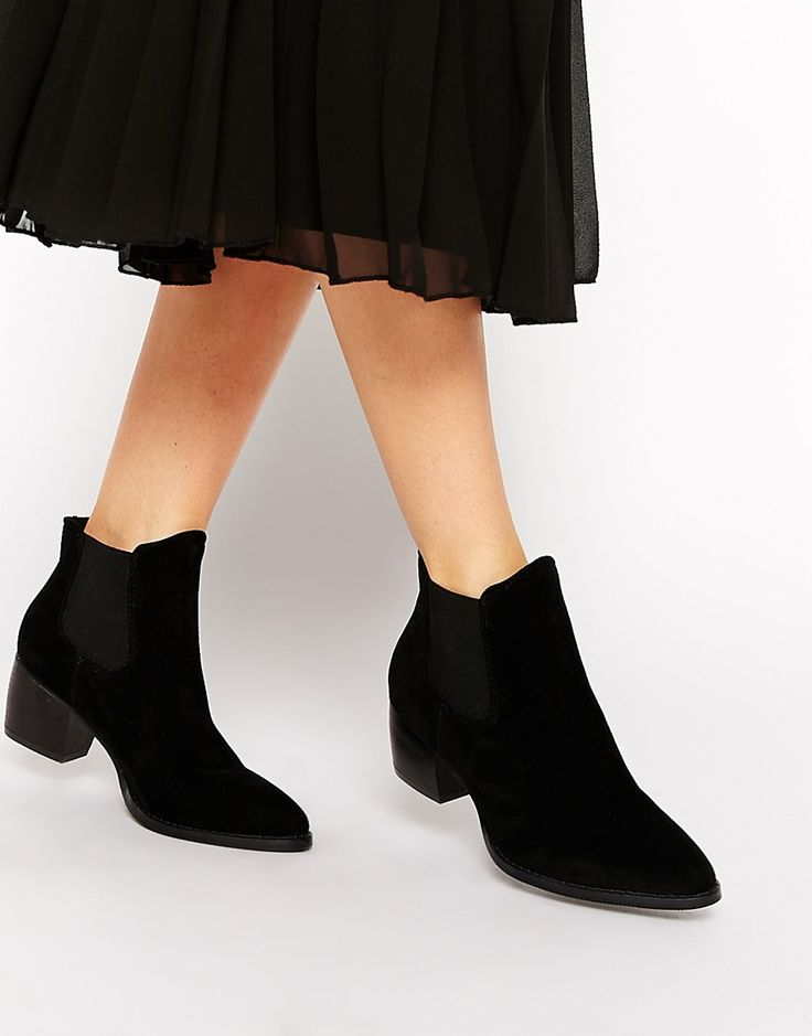 Truffle Collection Thea Heeled Chelsea Boots