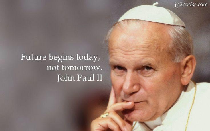 blog del padre Fortea: Cada Papa tiene su mirada