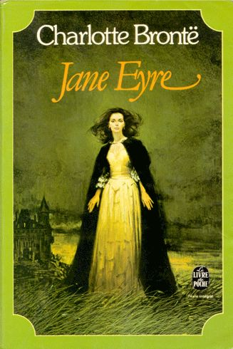 Jane Eyre paperback cover - 1978