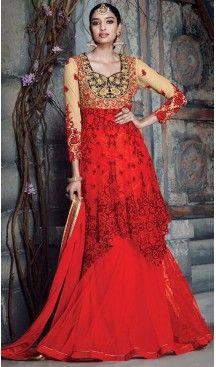 Deep #Scarlet Color #Net Anarkali Salwar #Stitched Suits with #Dupatatta #anarkali , #salwar , #kameez , #dresses , #suits , #designer , #colors , #pinterest , #Shopping , #fashion , #boutique , #online , #heenastyle , #indian , #style , @heenastyle , #churidar , #likes , #abaya , #pakistani, #clothing , #womens , #mens , #kids , #boys , #girls