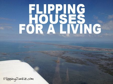 How I Escaped My Job And Became My Own Boss Flipping Houses For A Living #FlippingHouses #RealEstate