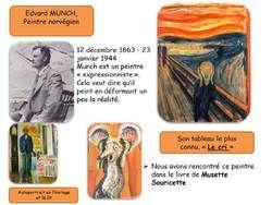FICHIER HISTOIRE DE L'ART – MUSETTE SOURICETTE