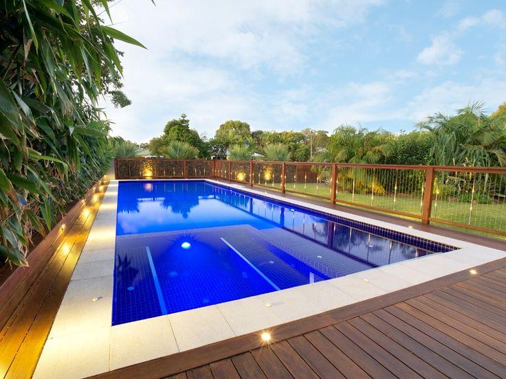 Timber Pool Fence - Byron Bay