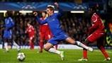 Fernando Torres (Chelsea FC) & Enoch Adu (FC Nordsjælland) | Chelsea 6-1 Nordsjaelland. [05.12.12]