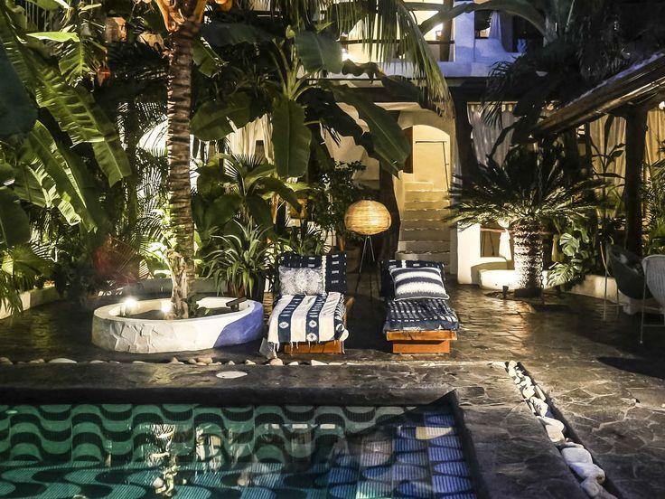 We Can't Wait: Tribal Hotel, Nicaragua | Courtyard Scene | FATHOM